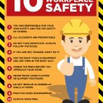 Workplace Safety Posters | Downloadable And Printable | Alsco   Free Printable Safety Signs