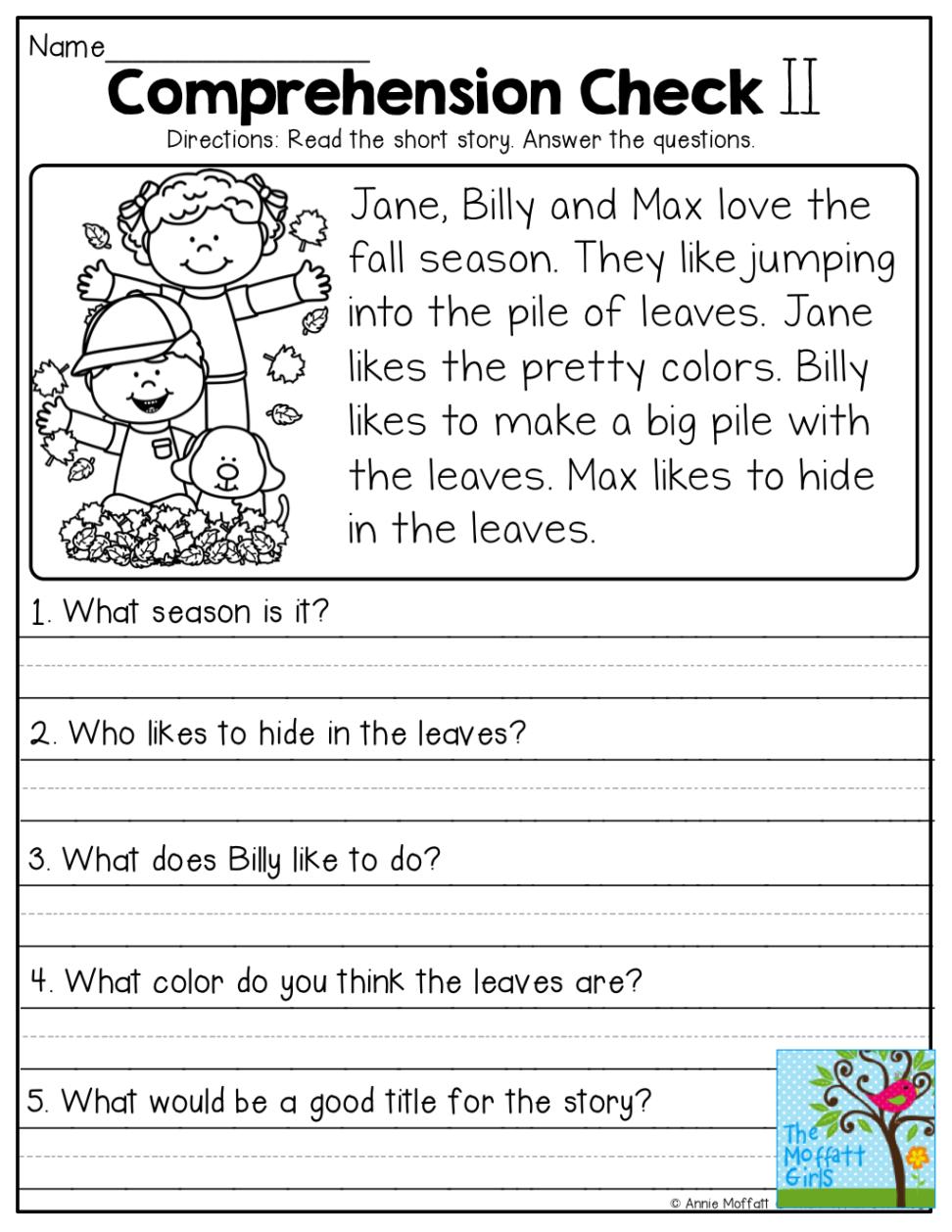 Worksheet. Free Printable Reading Comprehension Worksheets - Free Printable Reading Comprehension Worksheets