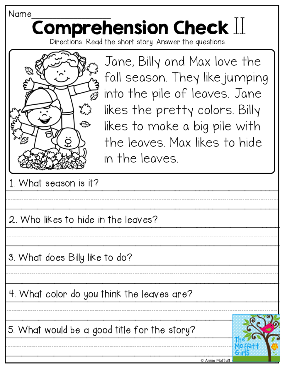 Worksheet. Free Printable Reading Comprehension Worksheets - Free Printable Short Stories With Comprehension Questions