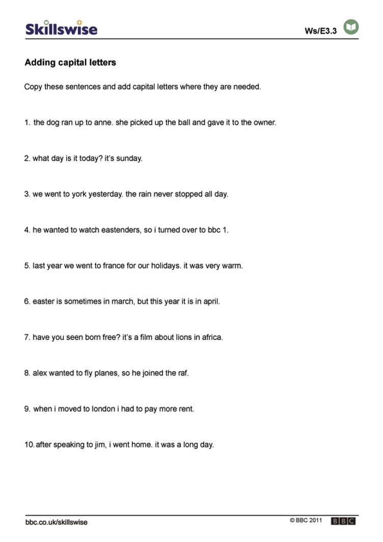 Worksheet. Sentence Editing Worksheets. Worksheet Fun Worksheet - Free Printable Sentence Correction Worksheets