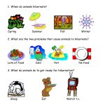 Worksheets On Bear Hibernation   Google Search | Bear Hibernation   Free Printable Hibernation Worksheets